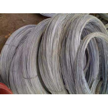 Hot Dipped Galvanized Steel Oval Wire